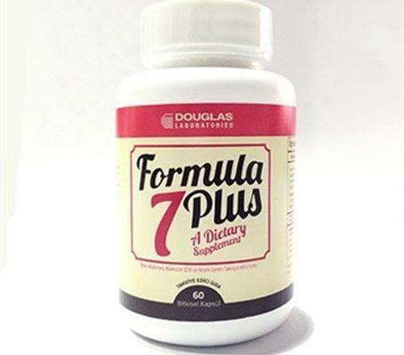 formula 7 plus douglas laboratories kullananlar