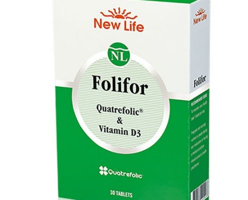 new life folifor 30 tablet kullananlar