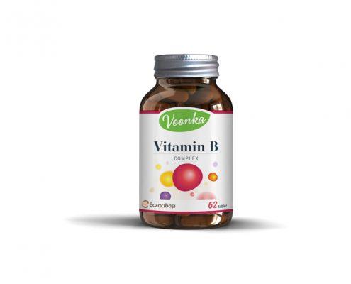 voonka vitamin b complex kullananlar